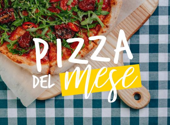 Pizze del Mese GIUGNO